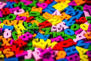 英語のパズル