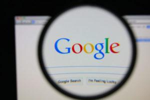 グーグルと書いてある画像