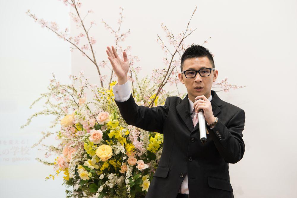 加賀田卓志の写真